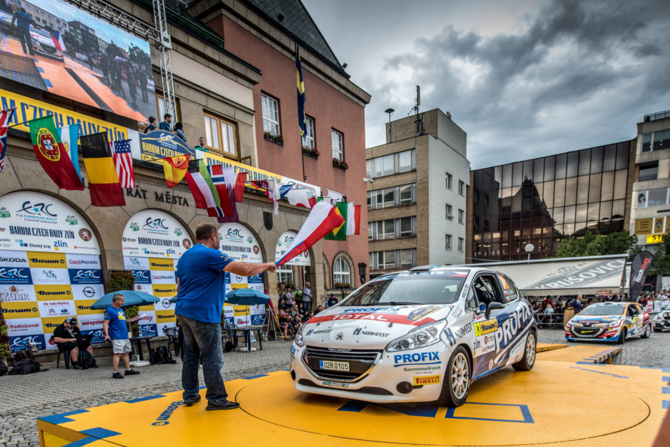 Peugeot Rally Cup naRacing Expo