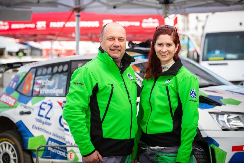 Štajf přiveze rallyové Polo na výstavu Racing Expo
