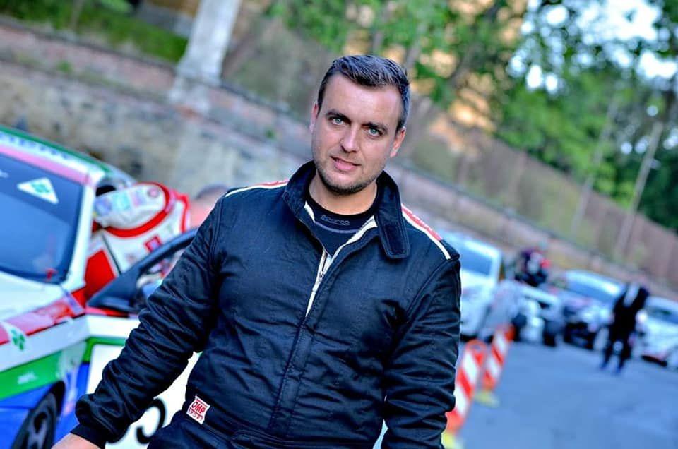 Dvojnásobný mistr Evropy Lukáš Vojáček navýstavě Racing Expo