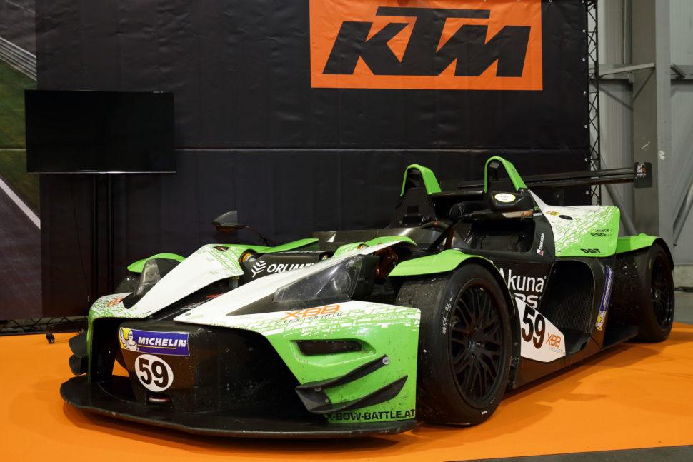 KTM nejsou jenom motocykly a uvidíte je na Racing Expo