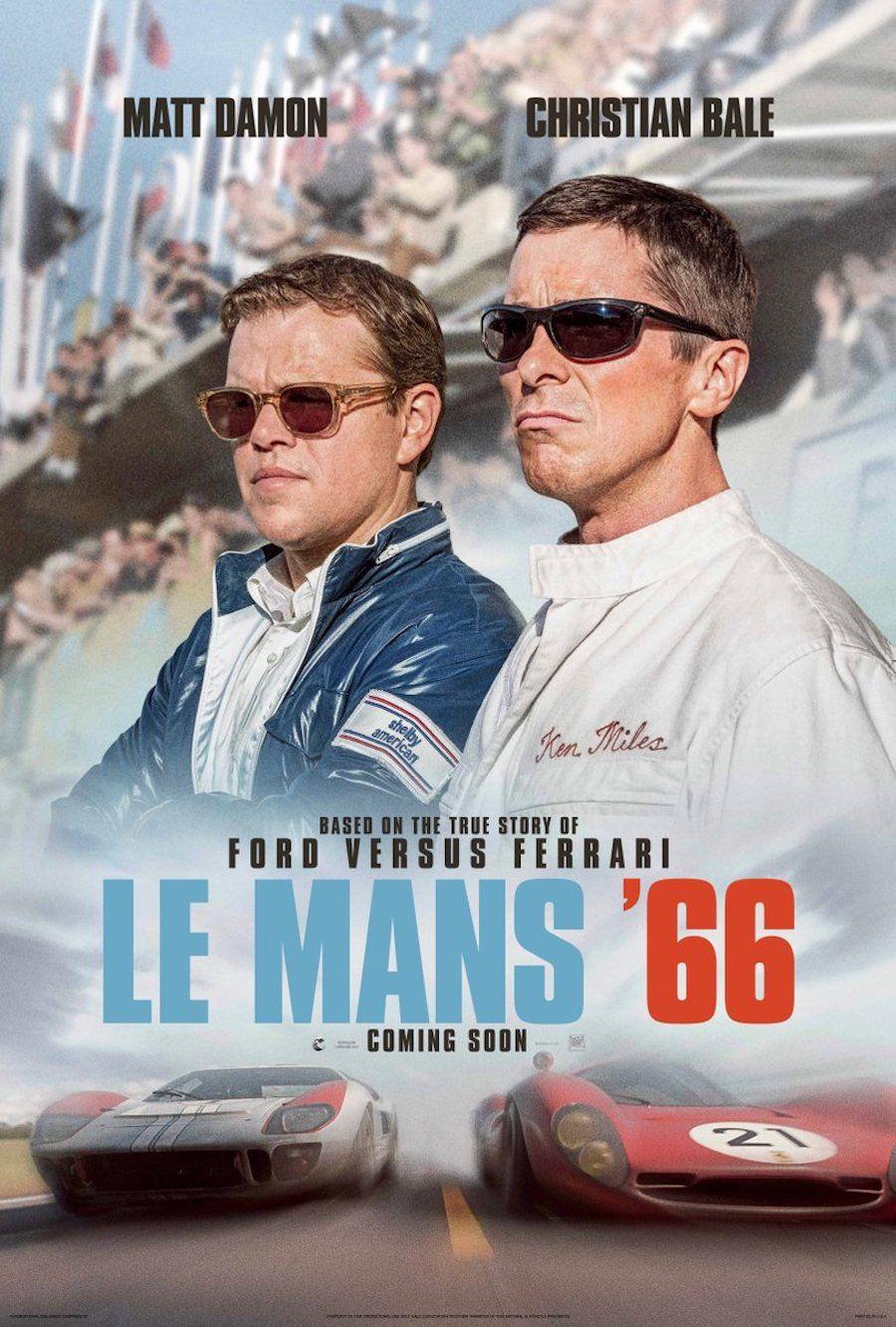 Le Mans ´66 jako slavnostní zakončení výstavy Racing Expo