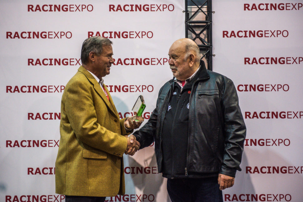 Legendy autosportu na výstavě Racing Expo