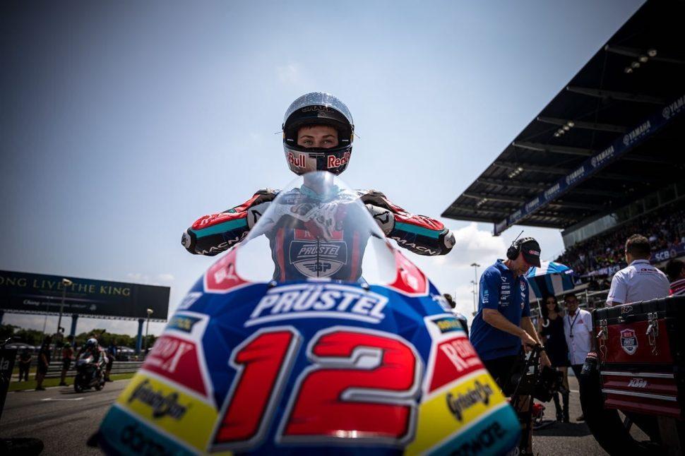 Filip Salač na Racing Expo