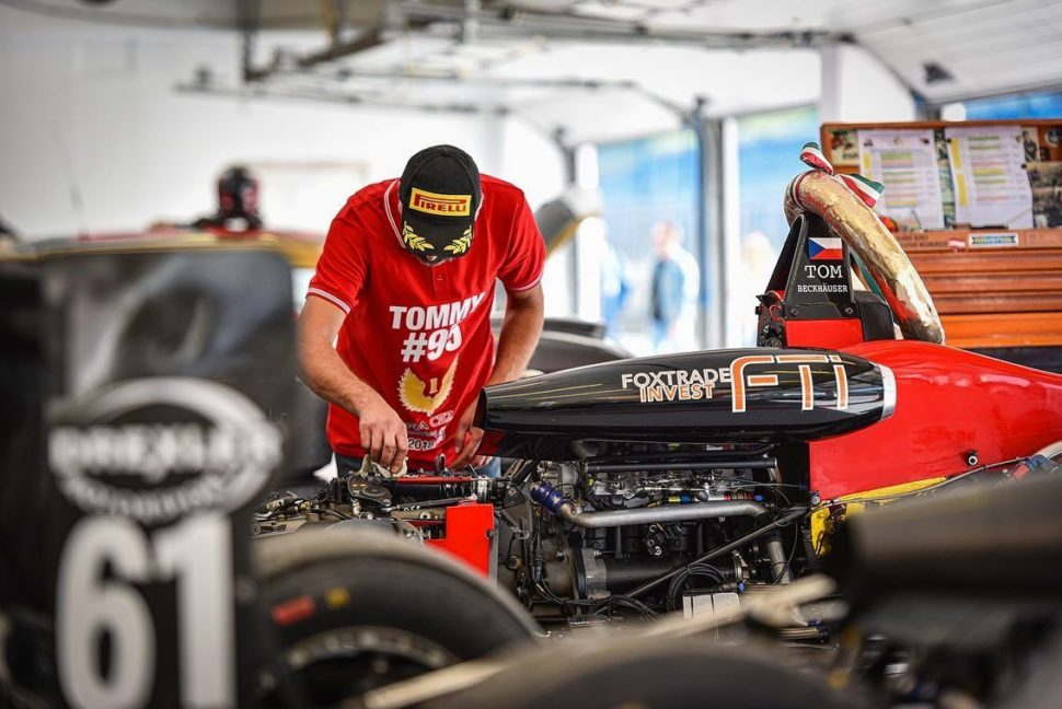 Na Racing Expo nebude chybět ani mistrovská F3