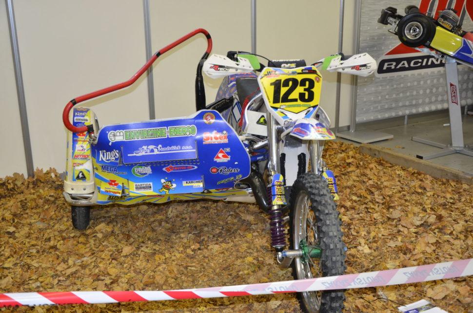 Ani sajdkáry nemohou na Racing Expo chybět