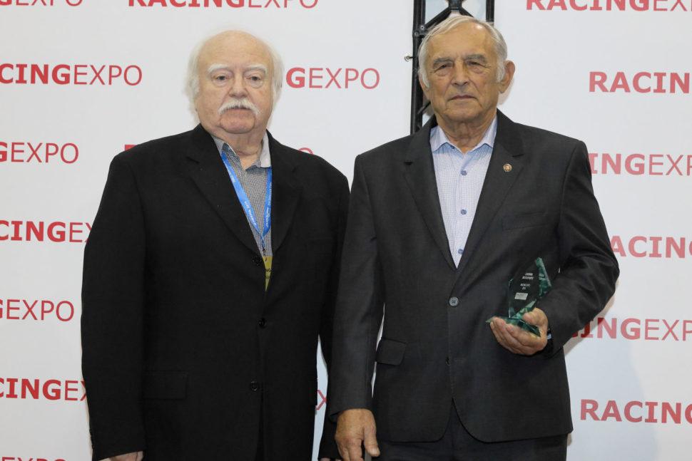 Legendy motosportu navýstavě Racing Expo