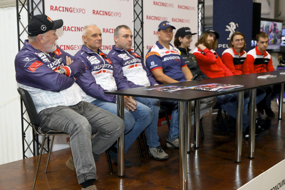 Racing Expo a Glasurit Classic Expo 2019